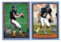 1999 Topps Season Opener Football Team Set - CHICAGO BEARS