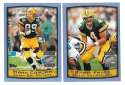 1999 Topps Season Opener Football Team Set - GREEN BAY PACKERS