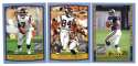 1999 Topps Season Opener Football Team Set - MINNESOTA VIKINGS
