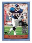 1999 Topps Season Opener Football Team Set - NEW YORK GIANTS