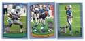 1999 Topps Season Opener Football Team Set - SEATTLE SEAHAWKS