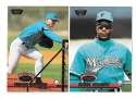 1993 Stadium Club Members Only Parallel - FLORIDA MARLINS Team Set
