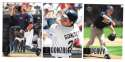 2006 Upper Deck - SAN DIEGO PADRES Team Set