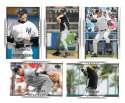 2007 UD ROOKIE OF YEAR Predictor SILVER - NEW YORK YANKEES Team Set
