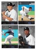 2004 Upper Deck Update - NEW YORK YANKEES Team Set