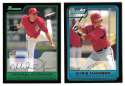 2006 Bowman Draft Picks & Prospects - WASHINGTON NATIONALS Team Set