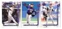 2001 Leaf Rookies and Stars (Base set) - ARIZONA DIAMONDBACKS Team Set