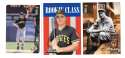 1996 Collectors Choice - PITTSBURGH PIRATES Team Set
