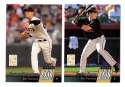 2010 UPPER DECK - SAN FRANCISCO GIANTS Team Set w/ Buster Posey RC