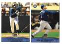 2001 Topps Reserve - SEATTLE MARINERS Team Set