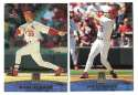 2001 Topps Reserve - ST LOUIS CARDINALS Team Set