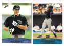 2001 Topps Reserve - TAMPA BAY DEVIL RAYS Team Set
