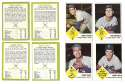 1963 Fleer - LOS ANGELES DODGERS Team Set