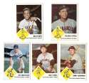 1963 Fleer - SAN FRANCISCO GIANTS Team Set