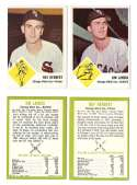1963 Fleer - CHICAGO WHITE SOX Team Set