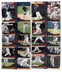 1997 Donruss - 10 card subset Interleague Showdown