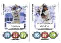 2010 Topps Attax Code Cards - LOS ANGELES DODGERS Team Set