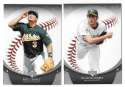 2006 Upper Deck Ovation - OAKLAND ATHLETICS / A'S Team Set