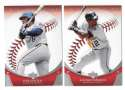 2006 Upper Deck Ovation - WASHINGTON NATIONALS Team Set