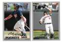1995 Collectors Choice SE SILVER - MINNESOTA TWINS Team Set