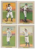 1911 Turkey Red T3 Reprints - BROOKLYN DODGERS Team Set