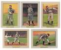 1911 Turkey Red T3 Reprints - CHICAGO CUBS Team Set