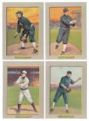 1911 Turkey Red T3 Reprints - CHICAGO WHITE SOX Team Set