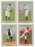 1911 Turkey Red T3 Reprints - NEW YORK YANKEES Team Set