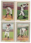 1911 Turkey Red T3 Reprints - PHILADELPHIA PHILLIES Team Set