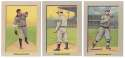 1911 Turkey Red T3 Reprints - ST LOUIS BROWNS Team Set