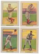 1911 Turkey Red T3 Reprints - ST LOUIS CARDINALS Team Set