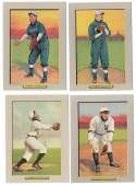 1911 Turkey Red T3 Reprints - WASHINGTON SENATORS Team Set