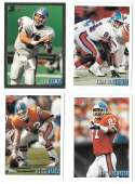 1993 Bowman Football Team Set - DENVER BRONCOS