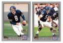 2001 Topps Collections Football Team Set - CHICAGO BEARS