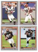 2001 Topps Collections Football Team Set - CINCINNATI BENGALS