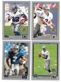 2001 Topps Collections Football Team Set - DALLAS COWBOYS