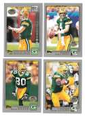 2001 Topps Collections Football Team Set - GREEN BAY PACKERS