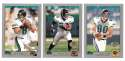 2001 Topps Collections Football Team Set - JACKSONVILLE JAGUARS