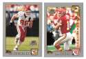 2001 Topps Collections Football Team Set - KANSAS CITY CHIEFS