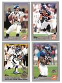 2001 Topps Collections Football Team Set - TAMPA BAY BUCCANEERS