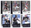 2006 Upper Deck Rookie Debut 1-200 Football Team Set - BUFFALO BILLS