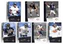 2006 Upper Deck Rookie Debut 1-200 Football Team Set - CHICAGO BEARS
