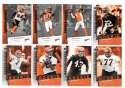2006 Upper Deck Rookie Debut 1-200 Football Team Set - CINCINNATI BENGALS