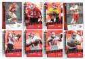2006 Upper Deck Rookie Debut 1-200 Football Team Set - KANSAS CITY CHIEFS