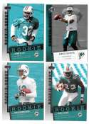 2006 Upper Deck Rookie Debut 1-200 Football Team Set - MIAMI DOLPHINS