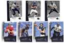 2006 Upper Deck Rookie Debut 1-200 Football Team Set - SAN DIEGO CHARGERS