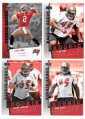 2006 Upper Deck Rookie Debut 1-200 Football Team Set - TAMPA BAY BUCCANEERS