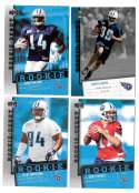 2006 Upper Deck Rookie Debut 1-200 Football Team Set - TENNESSEE TITANS