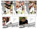 2010 Prestige Football Team Set (1-300) - ATLANTA FALCONS