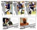 2010 Prestige Football Team Set (1-300) - BALTIMORE RAVENS